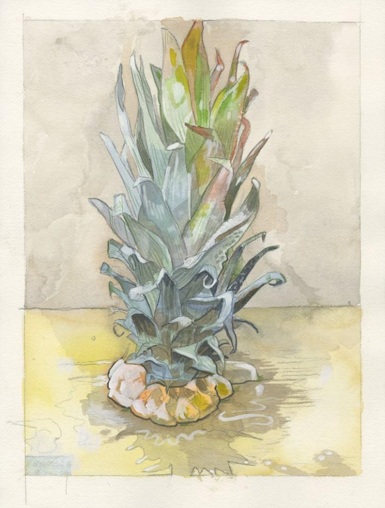 Pineapple-Cap